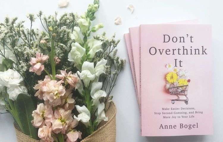 Join the Don't Overthink It launch team!