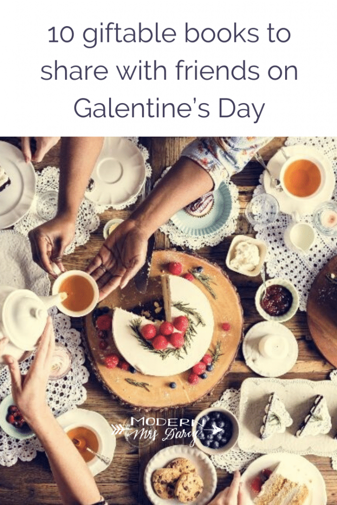 10 giftable books to share with friends on Galentine's Day
