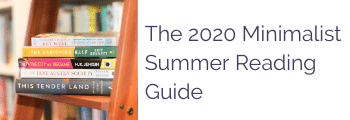 The 2020 Minimalist Summer Reading Guide