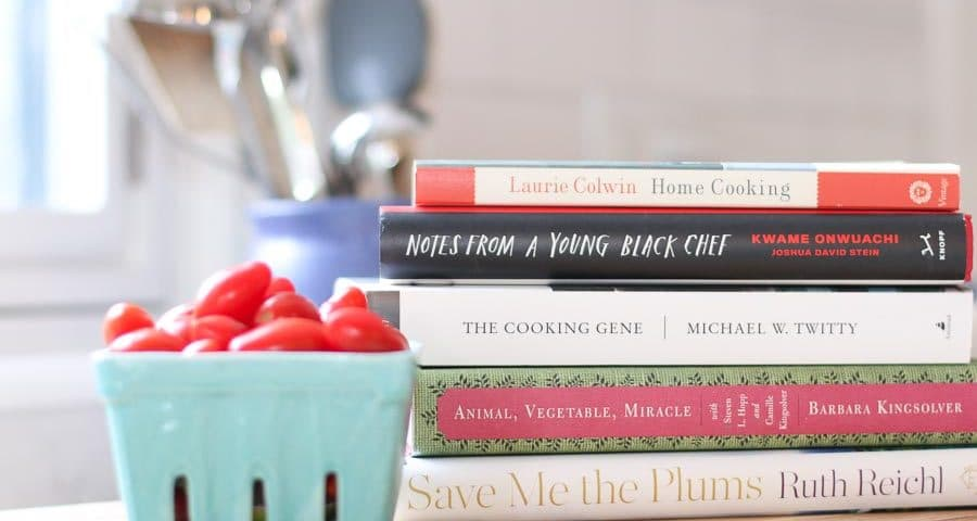 20 tasty and tantalizing food memoirs