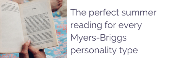 The perfect summer reading for every Myers-Briggs personality type