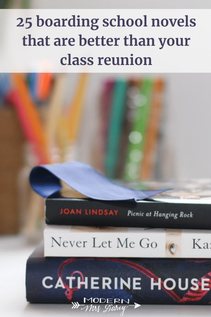 25 boarding school novels that are better than your class reunion