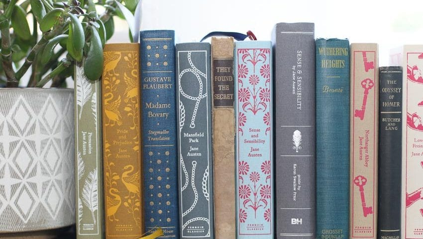 6 tips to help you tackle a classic novel