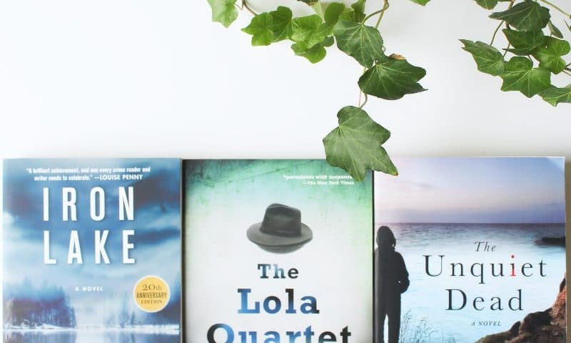 20 unputdownable mysteries and thrillers to keep you glued to the page
