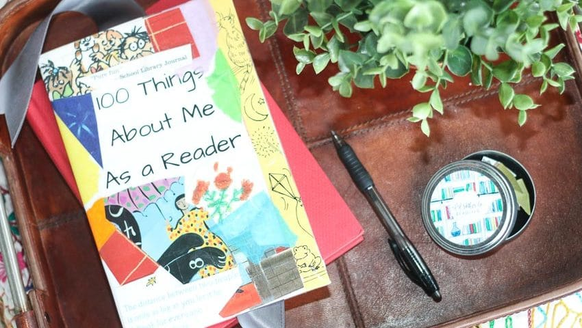 100 things about me as a reader