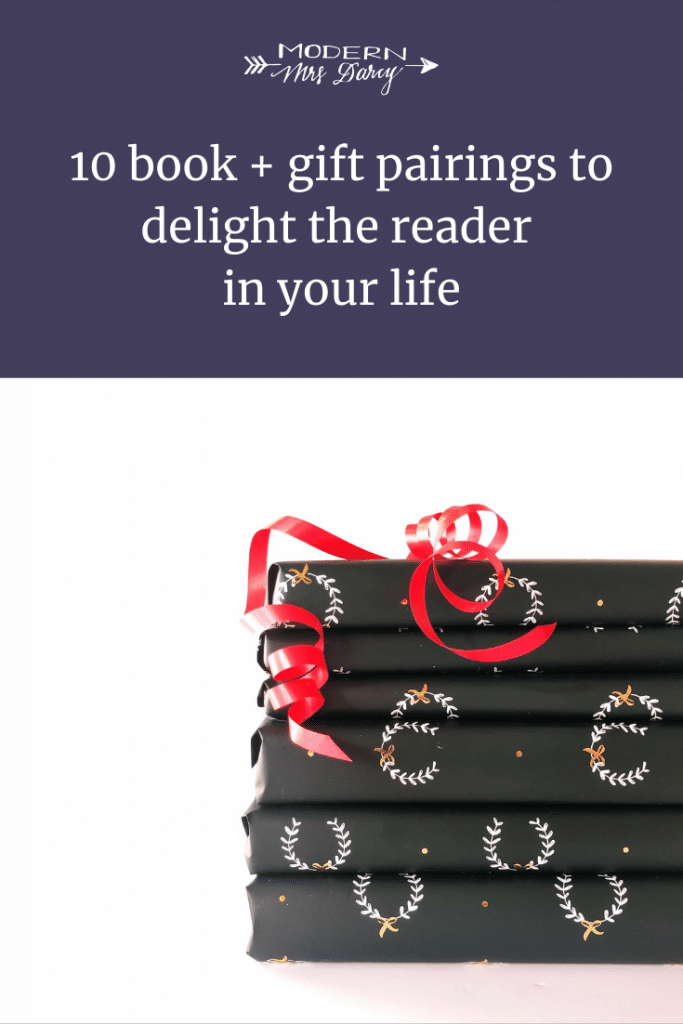 10 book + gift pairings to delight the reader in your life