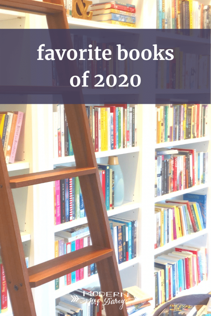 Favorite books of 2020