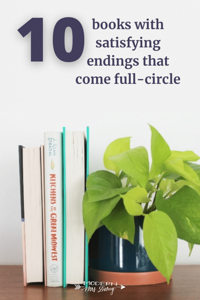10 books with satisfying endings that come full-circle