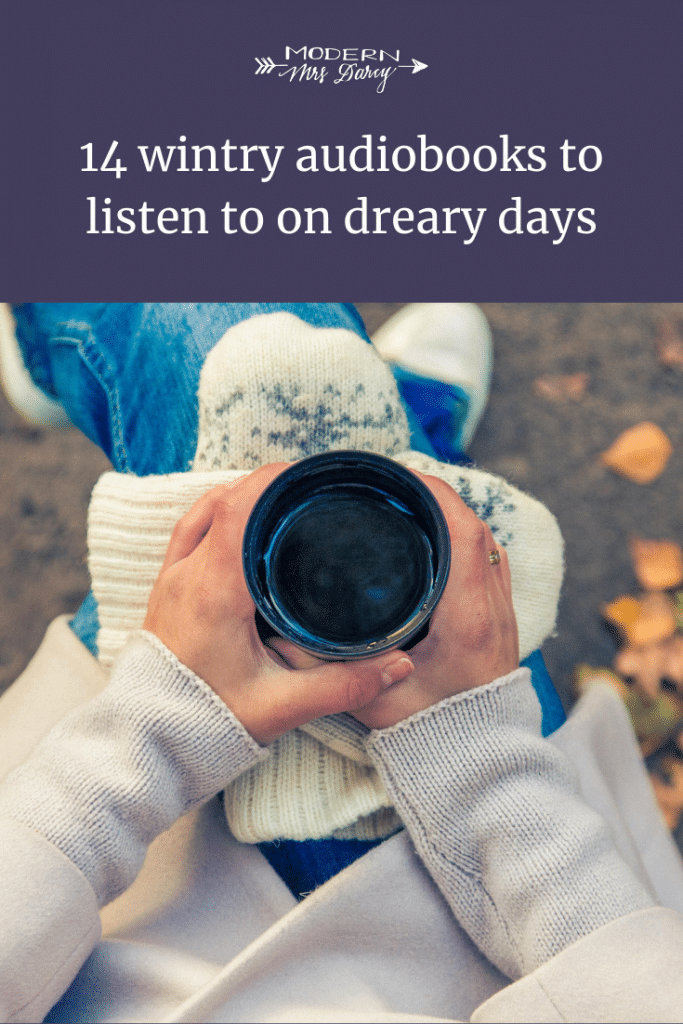 14 wintry audiobooks to listen to on dreary days