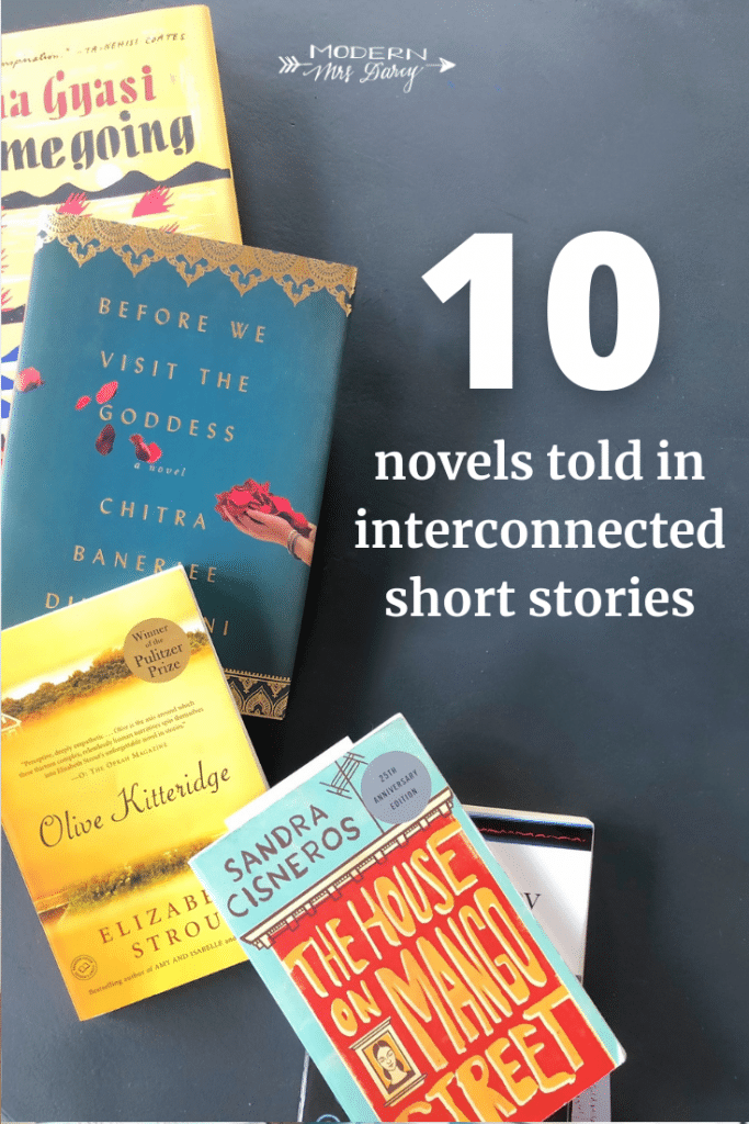 10 novels told in interconnected short stories