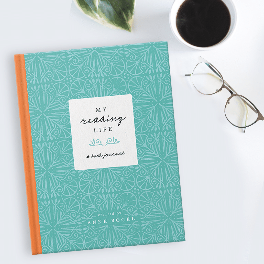 COVER REVEAL for my next book: My Reading Life: A Book Journal