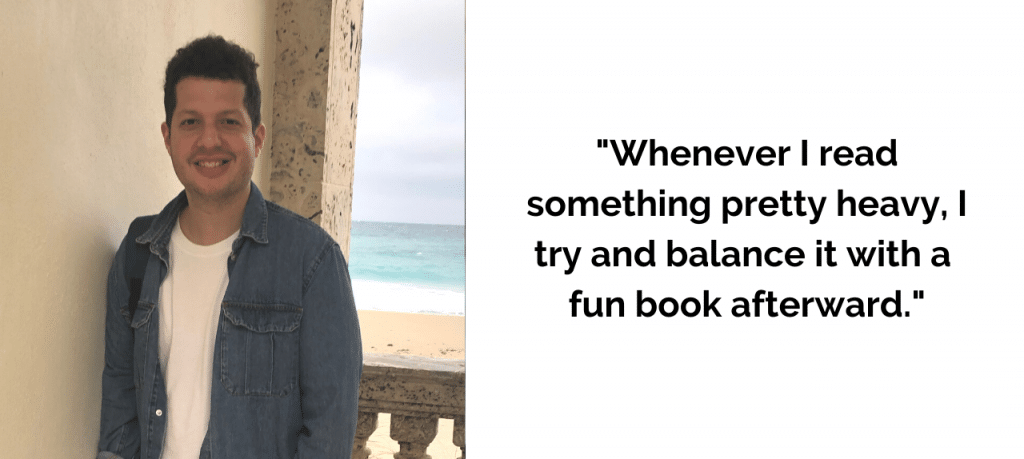 What Should I Read Next #277: Books that feel like a vacation for your brain, with Jake Sloofman