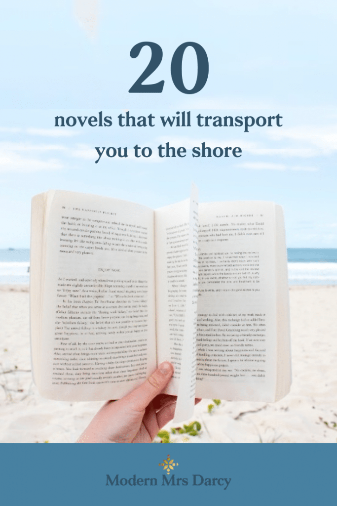 20 novels that will transport you to the shore