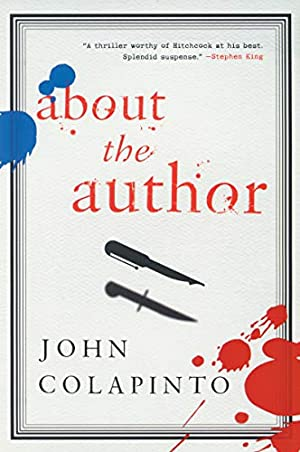 About the Author: A Novel