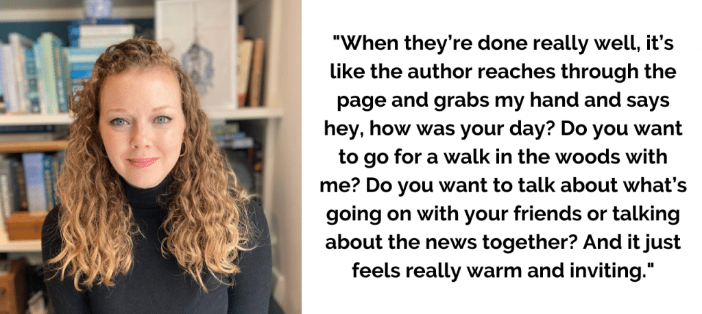 What Should I Read Next #281: Authors who make you feel seen, with Heather Williams