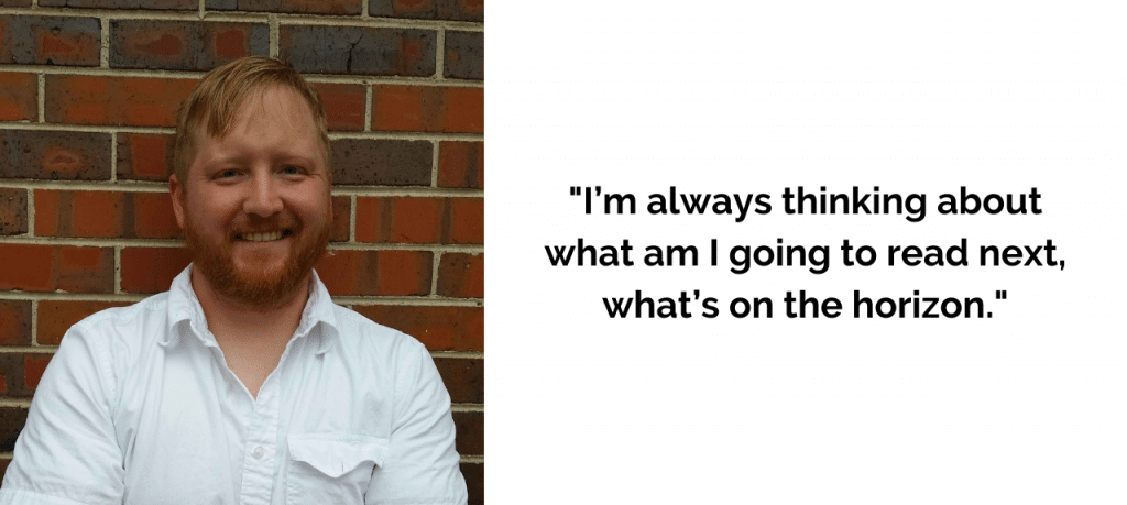 What Should I Read Next #282: I'm a little bit obsessed with reading, with Jeremy Anderberg