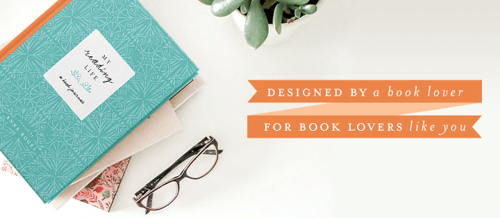 All about the preorder bonuses for My Reading Life: A Book Journal: what they are and how to get yours