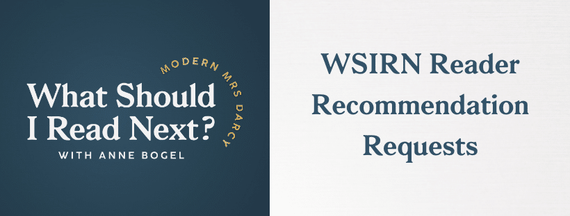 WSIRN Reader Recommendation Requests