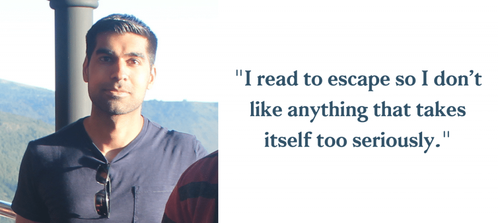 What Should I Read Next #286: How to find those hidden gems, with Hamid Printer