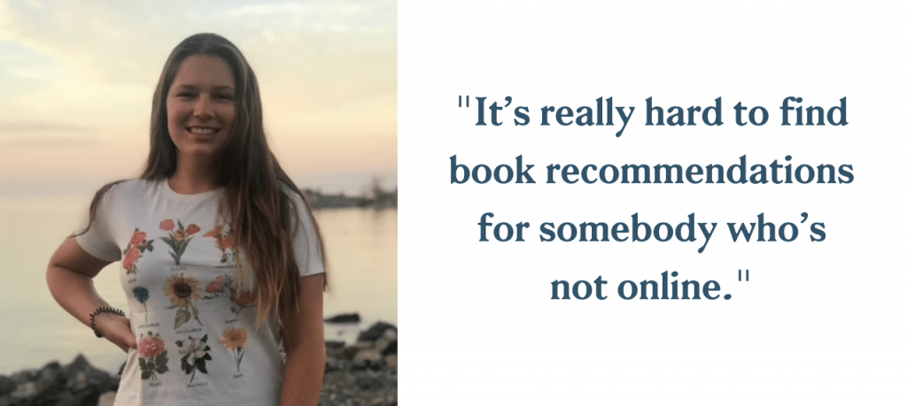 What Should I Read Next #287: I want to be where the readers are, with Allison Matz