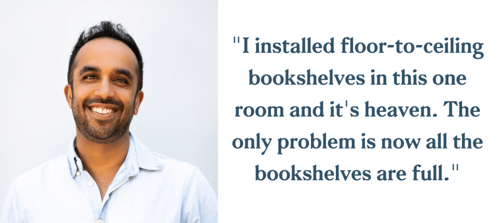 What Should I Read Next #289: A ridiculous plan to read more books, with Neil Pasricha