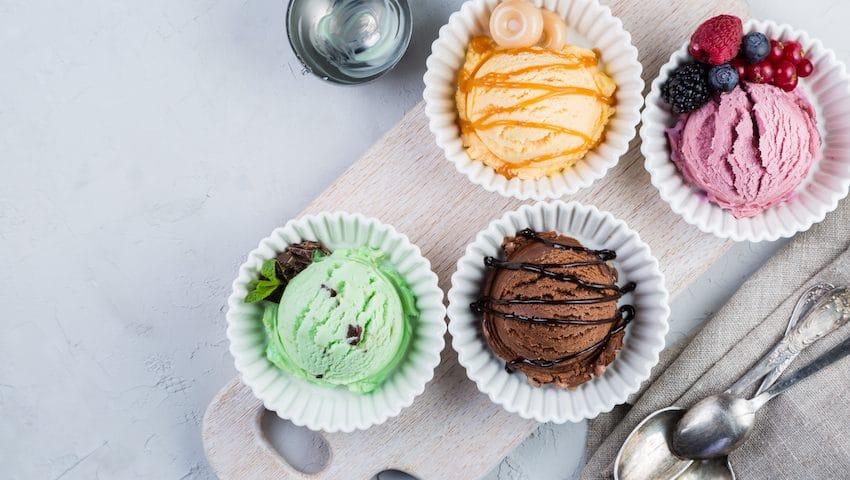 Sweet treats for the summer heat