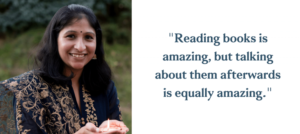What Should I Read Next #295: Unleash your pent-up book energy, with Shweta Hegde