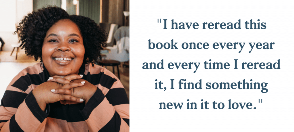 What Should I Read Next #296: Backlist and brunch, with Amber Burns