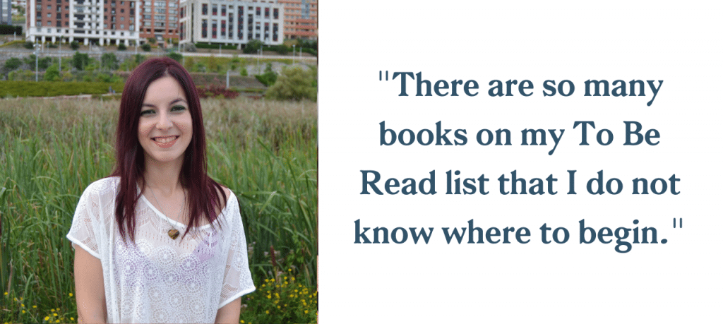 What Should I Read Next #297: Right book, wrong time, with Maria Carrera