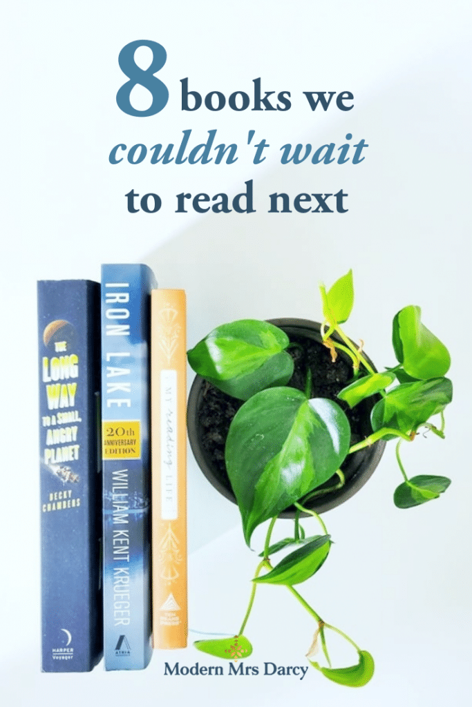 8 books we couldn't wait to read next