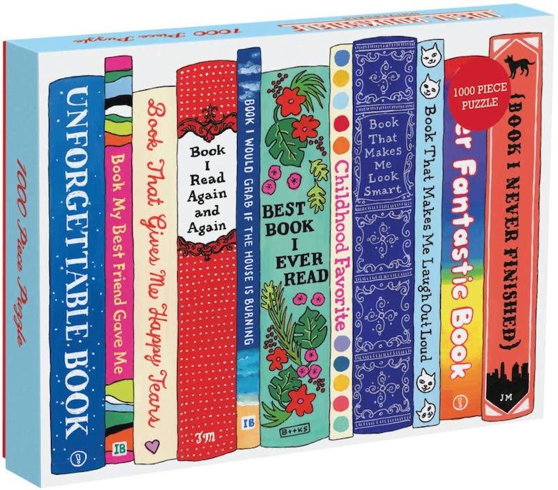Galison Ideal Bookshelf
