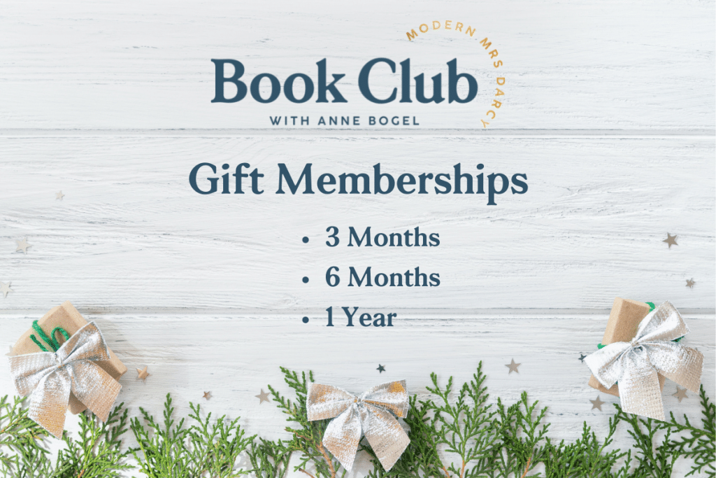 MMD Book Club Gift Memberships