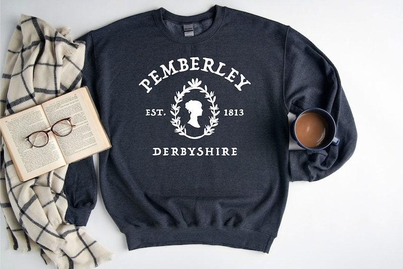 Pemberley Sweatshirt