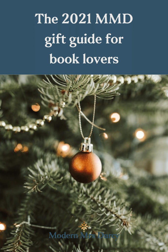 The 2021 MMD gift guide for book lovers